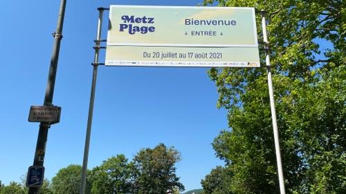 Présentation de la 13ème édition de Metz Plage