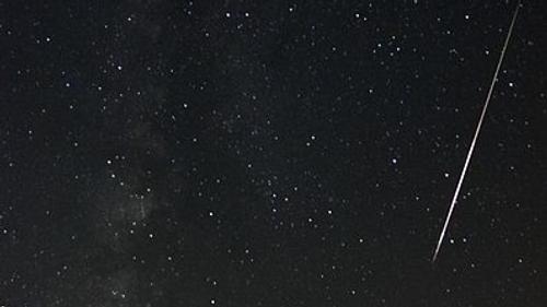 Lorraine: la plus belle pluie d'étoiles filantes prévue ce soir