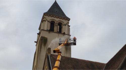 Metz Queuleu : Naissance de faucons pèlerins