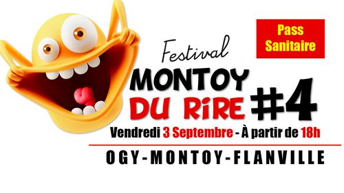 Gagnez vos entrées pour le Festival Montoy du Rire