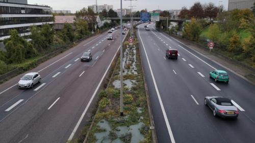 Travaux sur l'A31 : la route sera coupée au niveau de Metz