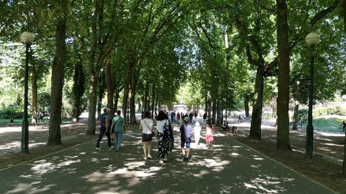 Bon plan sympa en lorraine : la brocante du parc Sainte-Marie...