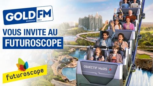 Gagnez votre séjour au Futuroscope