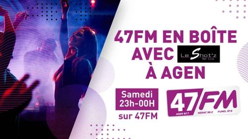 47FM EN BOITE avec LE SHOT'Z
