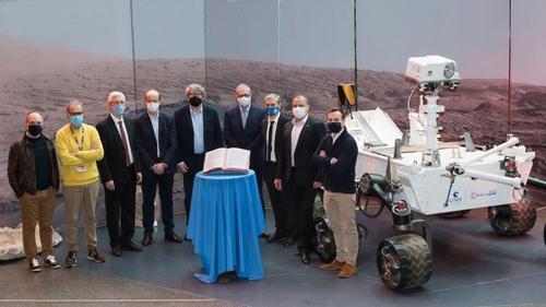 La Cité de l'espace et Comat signent un partenariat qui valorise le...