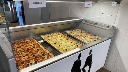 Agen : un nouveau concept de pizza à la part