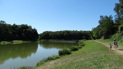 Un escape game 100% nature à l'est de Bordeaux