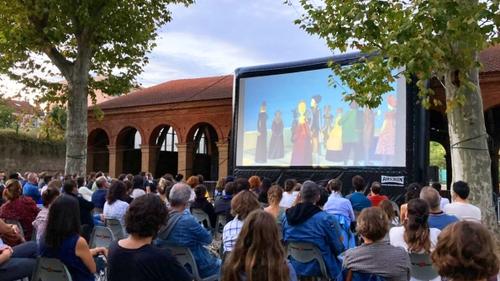 Toulouse : Ciné en plein air pour le Canal du Midi