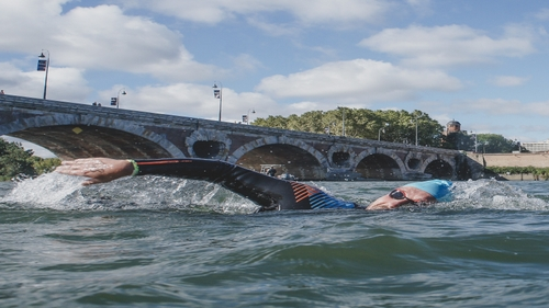 Événement. Nagez dans la Garonne dimanche avec l'Open Swim Stars.