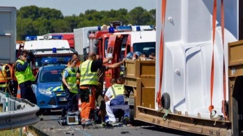 Haute-Garonne : explosion du nombre d'accidents graves sur les routes