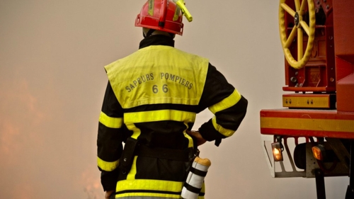 Feu dans l'Aude : 500 sapeurs-pompiers engagés et 800 hectares...
