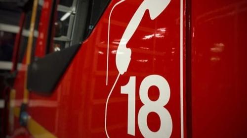 Toulouse : une voiture s'encastre dans une vitrine, un homme entre...