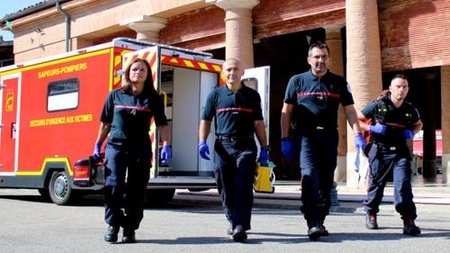 La caserne de Toulouse Lougnon recrute des pompiers volontaires