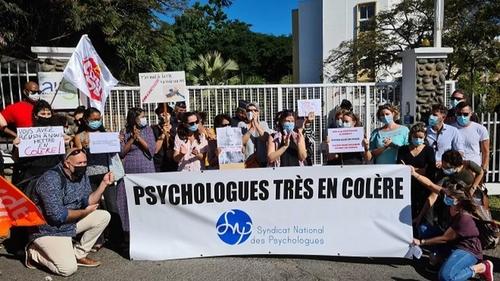 Les psychologues manifesteront mardi prochain à Dijon