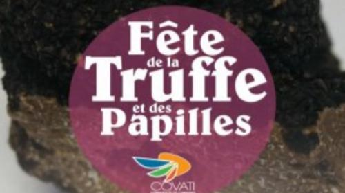 K6FM vous invite à la fête de la truffe et des papilles le 16 octobre!