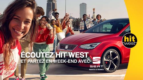 Partez en week-end avec SEAT Rennes et Hit West !
