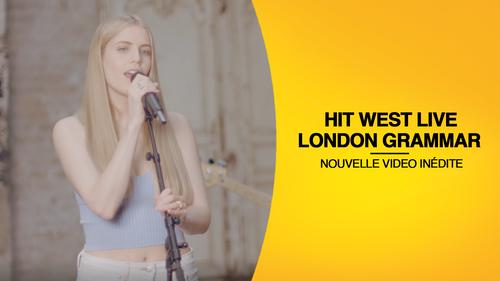 LONDON GRAMMAR - Hit West Live 2021