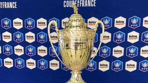 Les affiches du prochain tour de la Coupe de France en Normandie