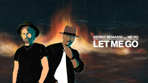 Benny Benassi avec Ne-Yo sur Let Me Go !