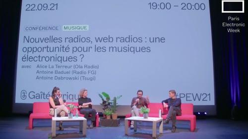 Paris Electronic Week, revivez les premières conférences…