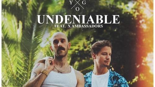 Kygo enchaîne avec son nouveau single 'Undeniable' !