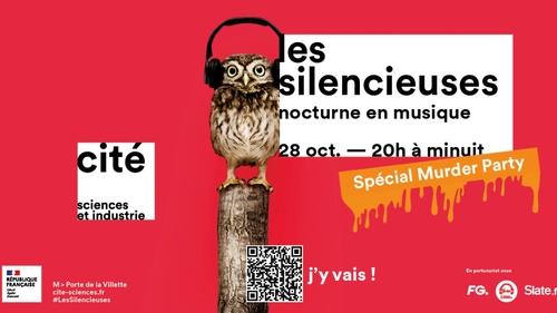 Les Silencieuses, les nocturnes musicales reviennent à Paris