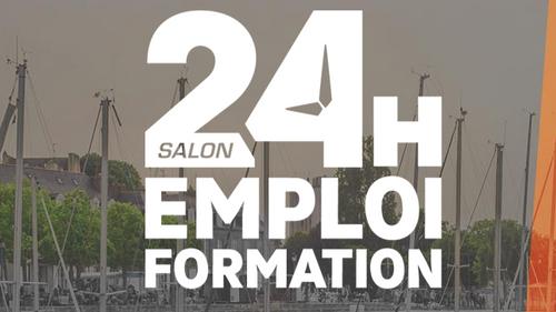 Lorient: 3e salon 24H emploi formation au Moustoir