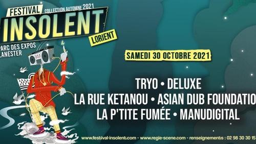 Festival Insolent à Lorient, six artistes pour un retour sur scène