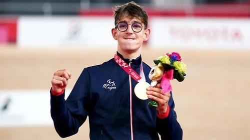 Jeux paralympiques Tokyo 2020: Alexandre Léauté en Or!!