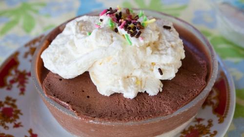 La Mousse au chocolat traditionnelle