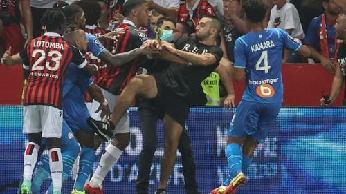 Nice-Marseille : l'exaspération des fans de foot après la bagarre...
