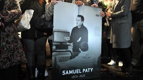 Un an après l'assassinat de Samuel Paty, Conflans-Sainte-Honorine...