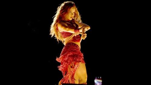 """Shakira """"attaquée et volée"""" par des sangliers"""