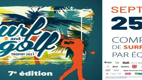 WIT FM partenaire du Surf & Golf Trophy à Lacanau