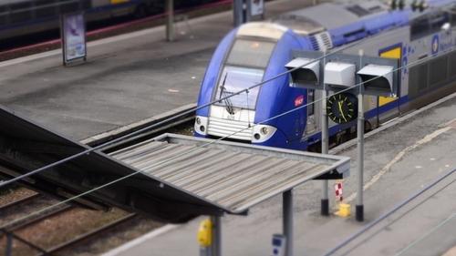 Quatre personnes percutées par un TER à Saint-Jean-De-Luz