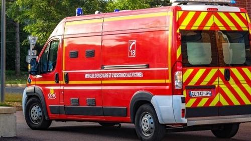 Deux-Sèvres: un motard grièvement blessé dans un accident à Nanteuil