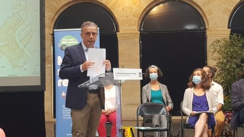 Bordeaux : La ville va passer en zone 30 en janvier 2022