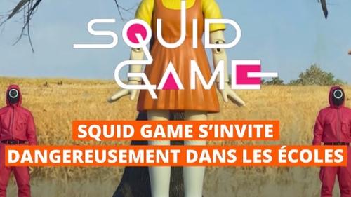 Squid Game : Agir contre les violences scolaires 49 alerte sur les...