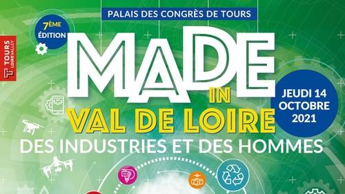 130 entreprises au contact du public au salon Made In Val de Loire