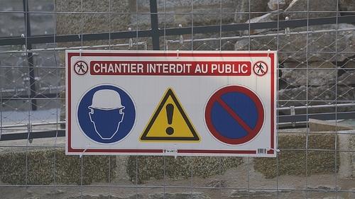 Nouveau drame sur un chantier de transport en Île-de-France