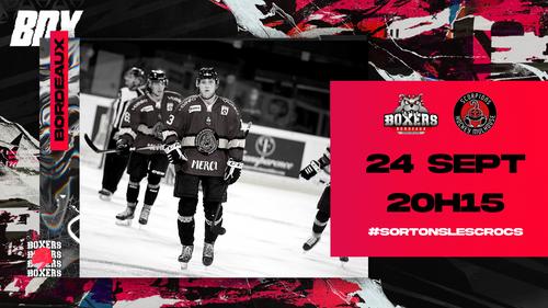 Hockey : gagnez vos places pour le match Bordeaux - Mulhouse