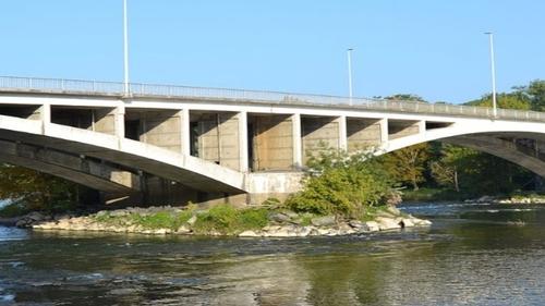 Tours: fin des travaux sur le pont Napoléon, le pont Wilson...