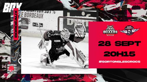 Hockey : gagnez vos places pour le match Bordeaux - Angers