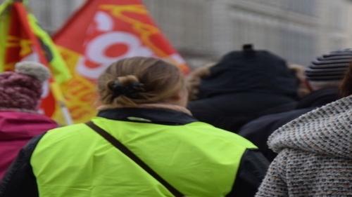 Un mardi de mobilisation contre les réformes de l'assurance chômage...