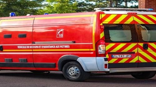 Loiret: touché par un incendie ce matin, le centre commercial CAP...