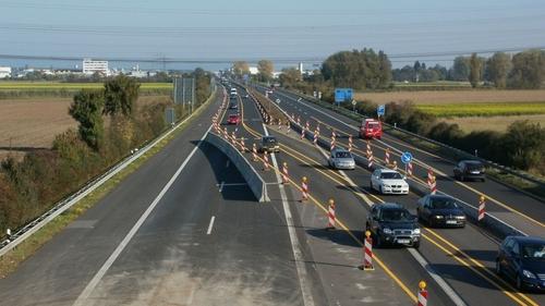 Orléans : des bretelles et des sections de l'autoroute A10 fermées...