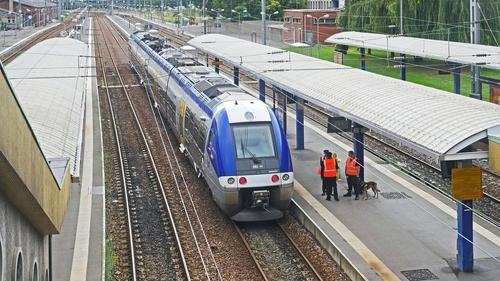 La ligne Angers-Samur à l'arrêt suite à un problème d'aiguillage