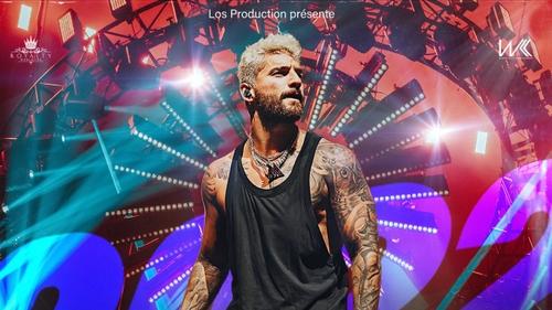 Concert : Maluma à l'Accor Arena (Paris)