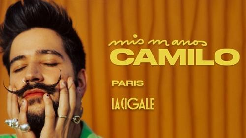 Concert : Camilo à La Cigale (Paris)