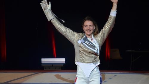 Double médaillée aux JO de Tokyo, la sabreuse orléanaise Manon...
